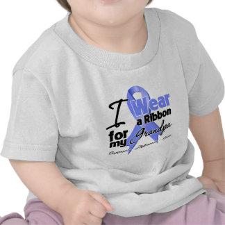 Grandpa - Esophageal Cancer Ribbon T-shirts