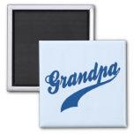 Grandpa Gift 2 Inch Square Magnet