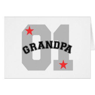 Grandpa Gift Greeting Card