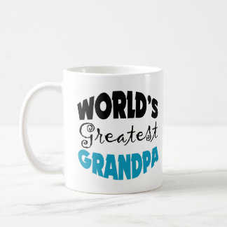Grandpa Gift Classic White Coffee Mug