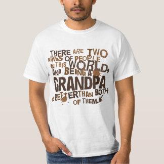 Grandpa Gift (Funny) Tshirt