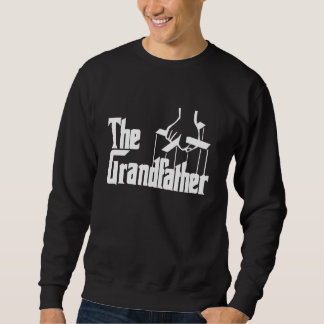 Grandpa Gift Pull Over Sweatshirt