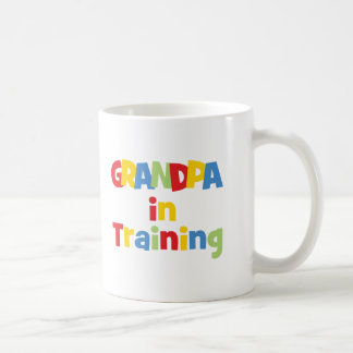 Grandpa Gifts Classic White Coffee Mug