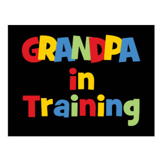 Grandpa Gifts Postcard