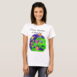 grandpa & grandma T-Shirt