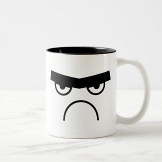 Grandpa Grumpalumpagus Two-Tone Coffee Mug