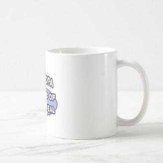 Grandpa ... I'm Kind of a Big Deal Classic White Coffee Mug