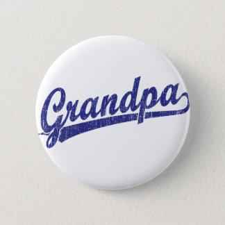 Grandpa in blue button