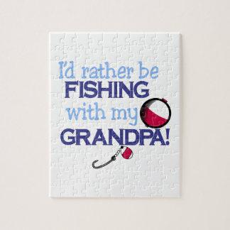 Grandpa Jigsaw Puzzles