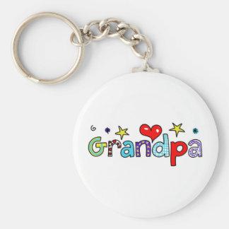 Grandpa Keychains