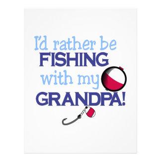 Grandpa Letterhead