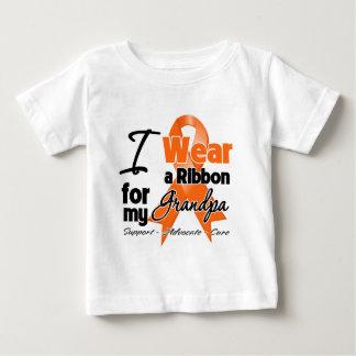 Grandpa - Leukemia Ribbon T Shirt