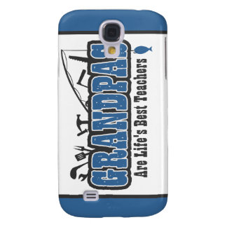 Grandpa Life's Best Teacher Samsung Galaxy S4 Cover