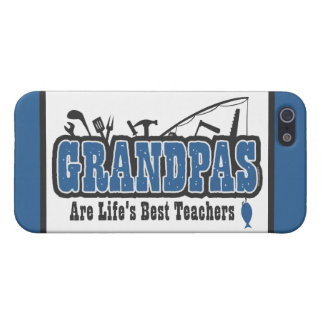 Grandpa Life's Best Teacher Covers For iPhone 5