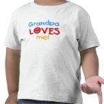 Grandpa Loves Me Shirts