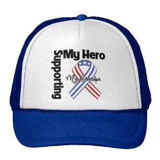 Grandpa - Military Supporting My Hero Trucker Hat