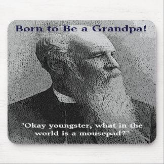 Grandpa! mousepad 2
