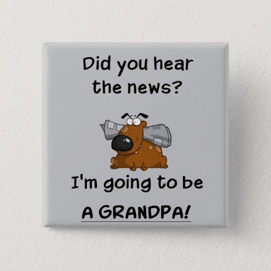 Grandpa News Button