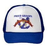 Grandpa of a Navy Nuke Mesh Hat