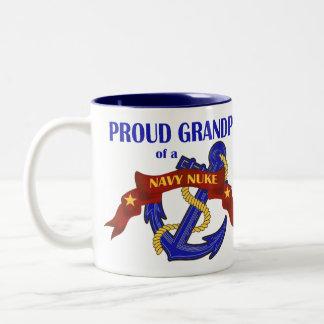 Grandpa of a Navy Nuke Coffee Mug