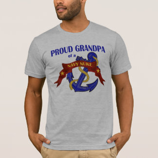Grandpa of a Navy Nuke T-Shirt