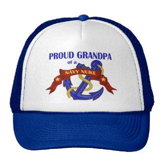 Grandpa of a Navy Nuke Trucker Hat