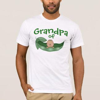 Grandpa of Baby Boy with Dark Skin T-Shirt