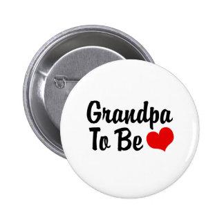 Grandpa Pinback Button