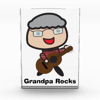 Grandpa Rocks Award