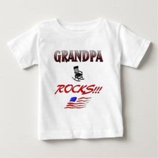Grandpa Rocks T-shirts