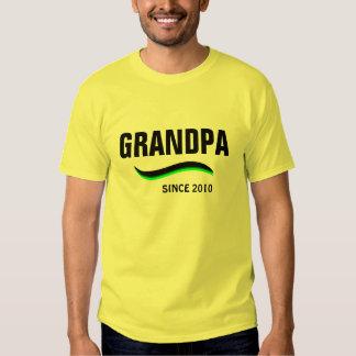 GRANDPA--Since 2010 T-shirt