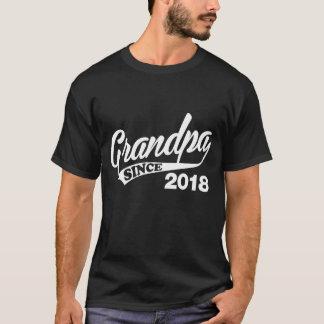 Grandpa Since 2018 T-Shirt