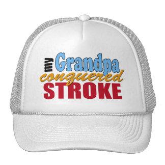 Grandpa Stroke Survivor Trucker Hat