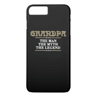 GRANDPA The Man iPhone 8 Plus/7 Plus Case
