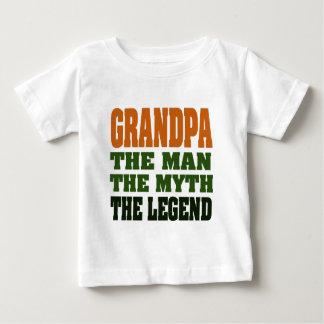 Grandpa - the Man, the Myth, the Legend! Baby T-Shirt
