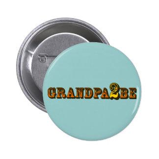 Grandpa To Be Pinback Button