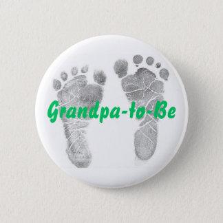 Grandpa-to-Be Pinback Button