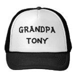 GRANDPA TONY - Customized Trucker Hat