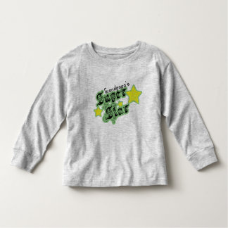 Grandpapa's Super Star Toddler T-shirt