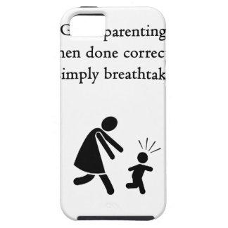 grandparent2.png funda para iPhone SE/5/5s