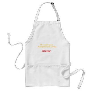 grandparent gifts adult apron