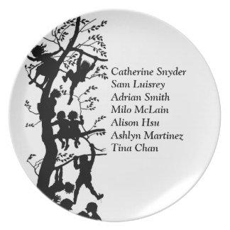 Grandparent Grandkid s Names Custom Plate