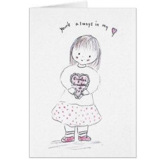 Grandparent Heart Cards