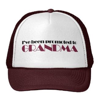 Grandparent humor for Grandma Trucker Hat
