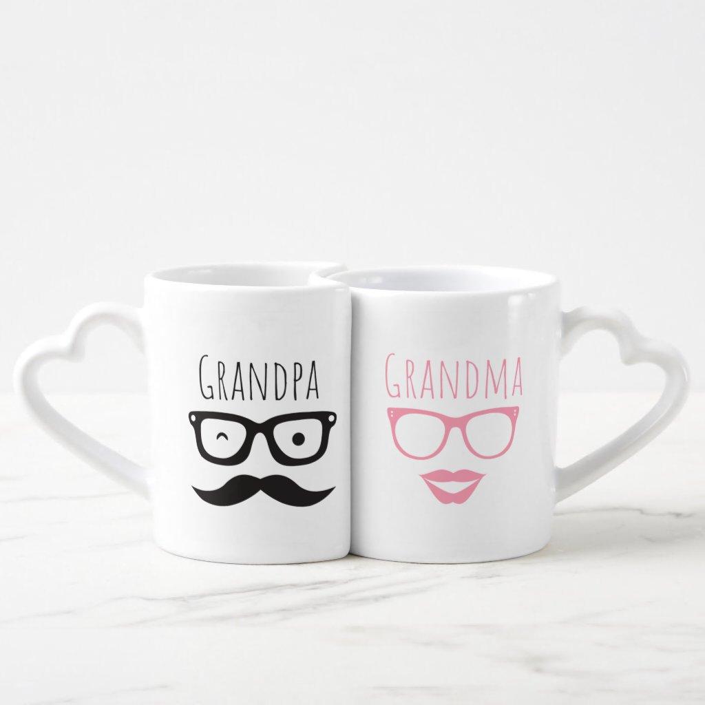 Grandparent Mugs Gift ideas for new Grandmas