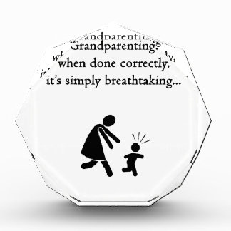 Grandparenting is Breathtaking Award