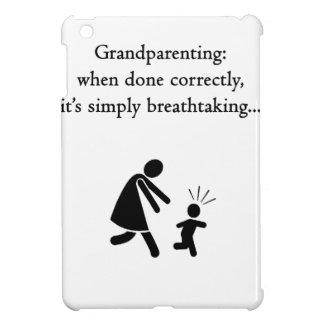 Grandparenting is Breathtaking iPad Mini Covers