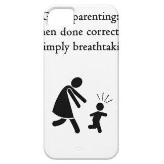 Grandparenting is Breathtaking iPhone SE/5/5s Case