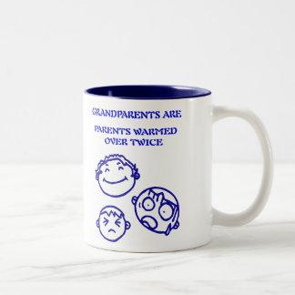 GRANDPARENTS ARE... COFFEE MUGS
