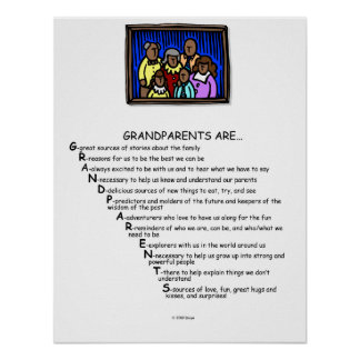 Grandparents Are Poster